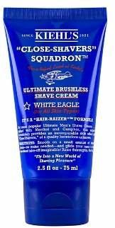 Kiehl's Close-Shavers Squadron Ultimate Brushless Shave Cream, White Eagle 2.5 oz.