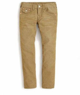 True Religion Boys' Geno Slim Fit Corduroy Pants - Big Kid