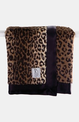 Little Giraffe Leopard Print Blanket