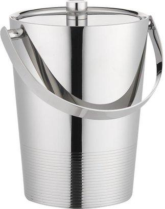 Crate & Barrel Gatsby Ice Bucket