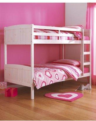 Kidspace Morgan Solid Pine Bunk Bed Frame
