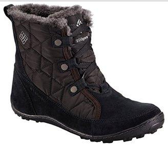 Columbia Women's Minx Shorty Omni-Heat Winter Boot $62.23 thestylecure.com