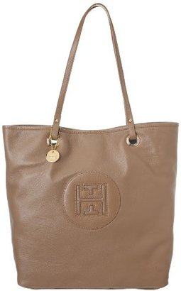 Tommy Hilfiger Easy Tote Pebble Leather