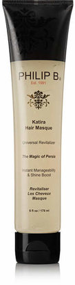 Philip B - Katira Hair Masque, 178ml - Colorless $40 thestylecure.com
