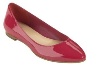 Cole Haan Juliana Patent Leather Skimmer Flats