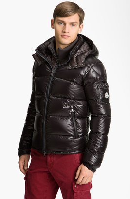 Moncler 'Zin' Quilted Bomber