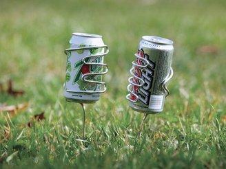 Picnic Plus Beverage Holders