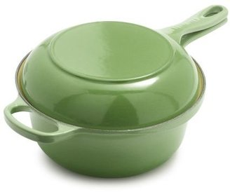 Le Creuset Rosemary Two-in-One Pan, 21⁄2 qt.