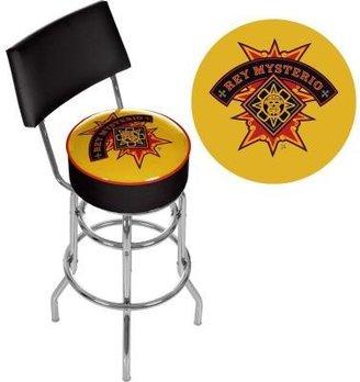 WWE Trademark CM Punk Padded Swivel Bar Stool with Back II