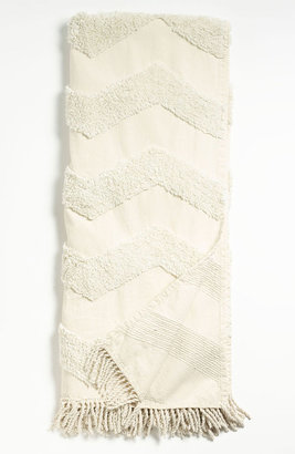 Nordstrom Zigzag Tufted Throw