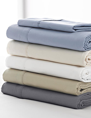 Vue Tranquil 300TC Cotton Fitted Sheet