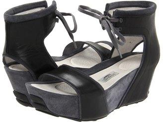 Tsubo Sedna (Black) - Footwear