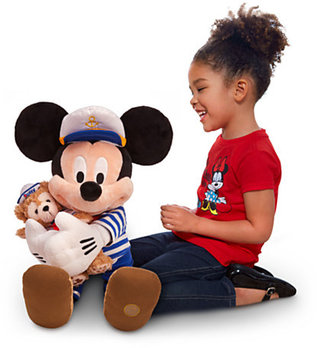 Disney Mickey Mouse with Duffy Plush - 25''