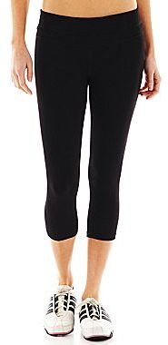 JCPenney XersionTM Double Band Capris - Talls