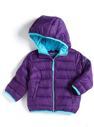 Hawke & Co Girls 2-6x Hooded Puffer Coat