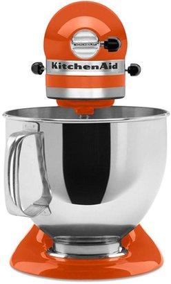 KitchenAid Artisan Series 5 Qt. Stand Mixer in Persimmon
