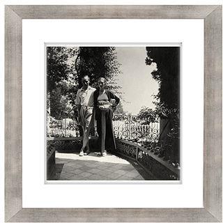 Lauren Ralph Lauren Wall Art, Lord and Lady Brownlow on a Terrace Framed Art Print