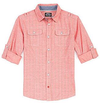 First Wave 8-20 Button-Down Shirt
