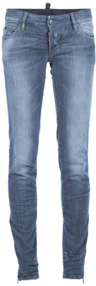 DSquared Dsquared2 Faded skinny jean