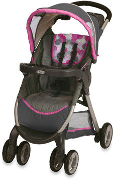 Graco FastAction™ Fold Classic Connect™ LX Stroller - Lexi