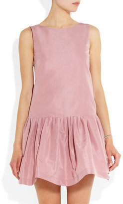 RED Valentino Flared twill dress