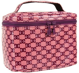 DC Mandarin Cosmetic Case W (Sheer Lilac) - Bags and Luggage