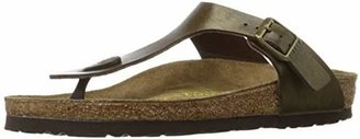 Birkenstock Women's Gizeh Thong Sandal $81.45 thestylecure.com