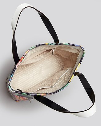 Kate Spade Tote - Flicker Fabric Zip Bon Shopper