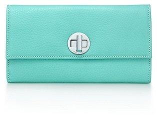 Tiffany & Co. City clutch wallet