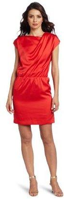 Vince Camuto Women's Blouson Dress