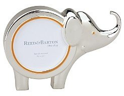 Reed & Barton Jungle Parade Elephant Picture Frame