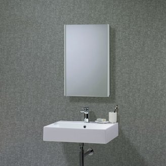 Roper Rhodes Limit Slimline Single Mirrored Bathroom Cabinet