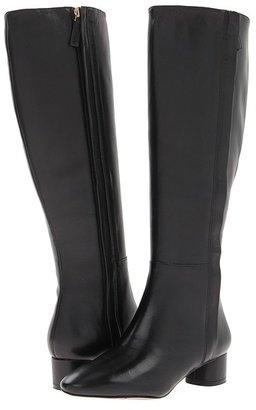 Nine West Nicoh (Black Leather) - Footwear