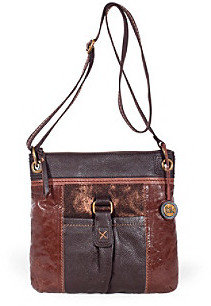 The Sak Teak Multi Kendra Crossbody