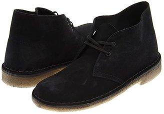 Clarks Desert Boot (Oak Suede) Women's Lace-up Boots