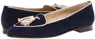 Gravati Tassel Loafer (Navy) - Footwear