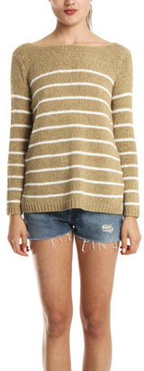 Vince Rawhide/Ivory Sweater