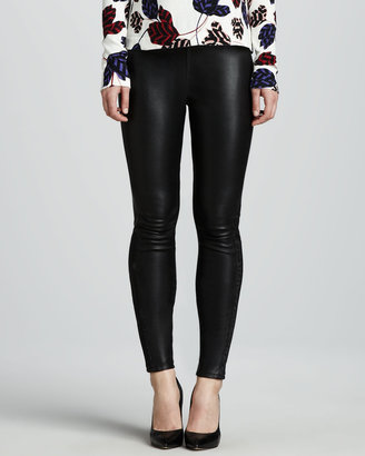 Marc by Marc Jacobs Lena Leather Pants