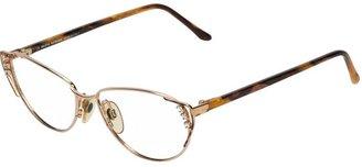 Mila Schon Vintage embellished optical glasses