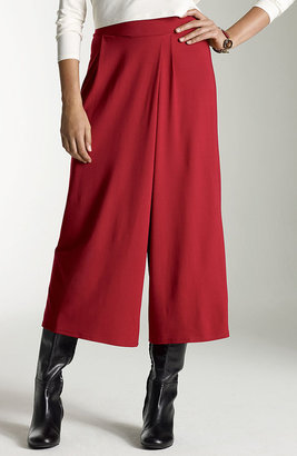 J. Jill Wearever pleated pants