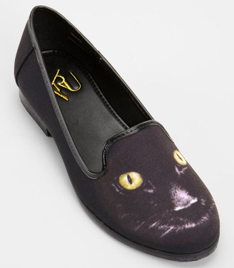 Fred Flare Kitty Cat Loafer